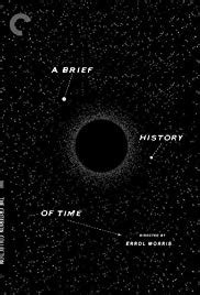 A Brief History of Time (1991) - IMDb