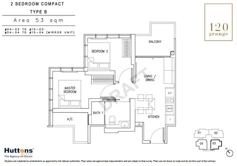 Plan Grange by 120 Grange Floor Plan Hotline 65 61007688