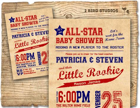 Baby Shower Baseball Ticket Invitations by Baseball Baby Shower Invitation Baseball Boy Baby Shower