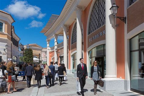best outlets in italy castel romano designer outlets rome shopping review