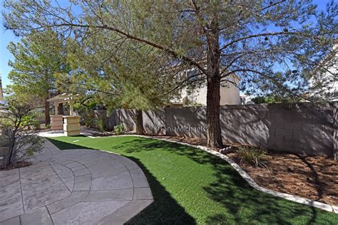 Lone Backyard by Lone Mountain Las Vegas Homes For Sale 7972 Mcdowell Las Vegas Real Estate