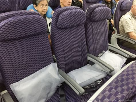 united airlines car seat the best economy class seats on the united boeing 787