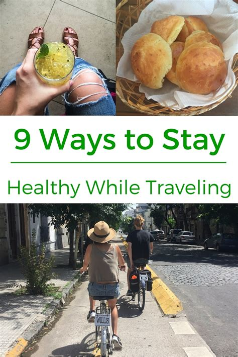 Ways To Stay Beautiful While Traveling by 9 Ways To Stay Healthy While Traveling