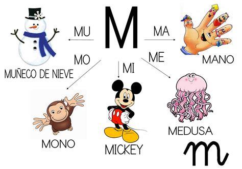 imagenes que empiecen con la letra m infantil con gema colegio santa ana caspe vamos