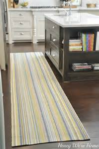 marvelous Kitchen Rugs For Hardwood Floors #1: HWH+Kitchen+Rug.02.jpg
