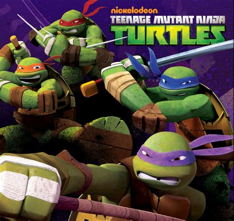 Mutant Turtles Grotto Get Your On Review Mutant Turtles 2012
