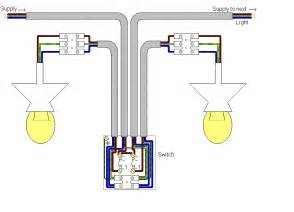 electrics single way lighting