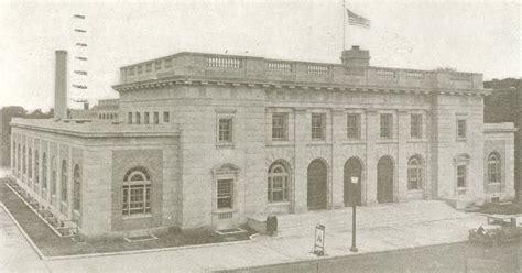 East Orange Post Office by Stockton School East Orange Post Office