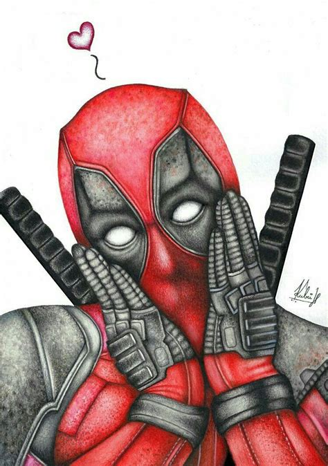Drawing Now by Draw Now Need To Draw Now Deadpool Marvel