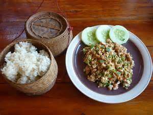 Food Local Food In Laos