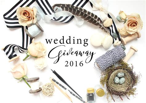 Wedding Giveaways 2016 wedding giveaway 2016 birds of a feather photography