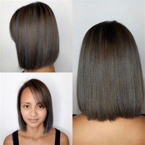 Brazilian Blowout On Shoulder Short Hair   25 trending brazilian blowout hairstyles ideas on