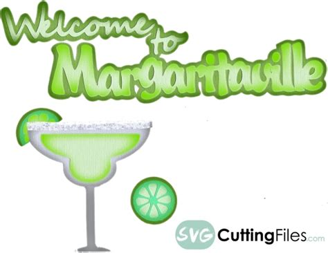 margarita svg margarita svg cutting file