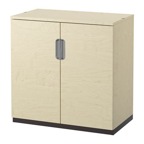 birch veneer kitchen cabinet doors galant cabinet with doors birch veneer ikea