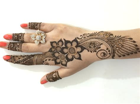 best ornament unique arabic henna mehndi stylist mehend