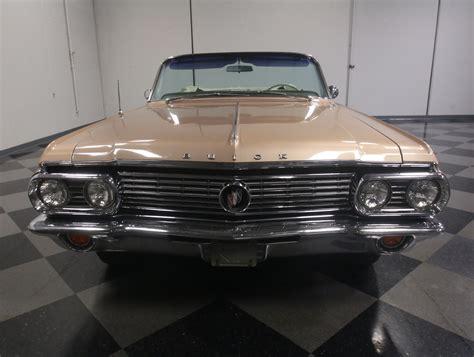1963 buick lesabre convertible for sale 73257 mcg