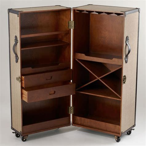world market bar cabinet 10 images about trunks on pinterest interior design