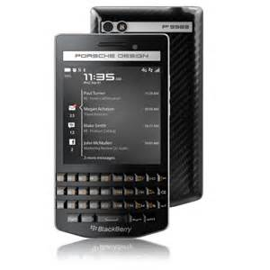 Blackberry Porsche Design Second P 9983 From Blackberry 174 Porsche Design