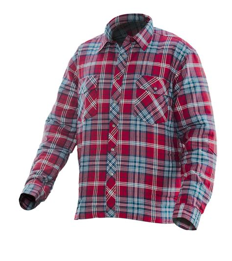 Quilt Lining by Jobman Quilt Lined Flannel Shirt 5157