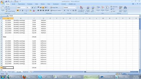 Excel Spreadsheet Template For Keeping Track Of Credit Card by Keeping Track Of Expenses Spreadsheet Laobing Kaisuo