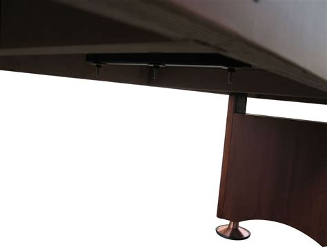 14 espresso playcraft woodbridge shuffleboard table