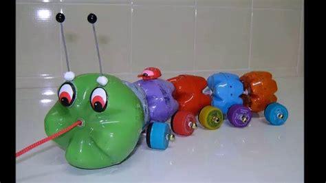 teks prosedur membuat mainan dari botol bekas cara membuat mobil mainan dari botol bekas dan many kinds