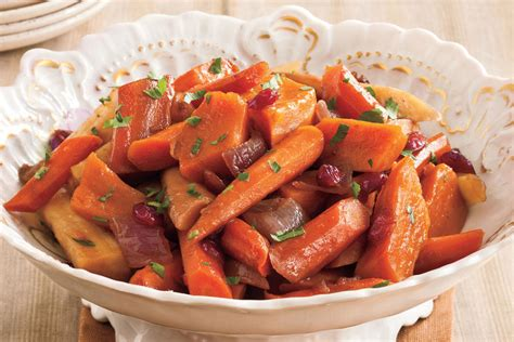 10 cooker side dish recipes balsamic root vegetables cooker thanksgiving side