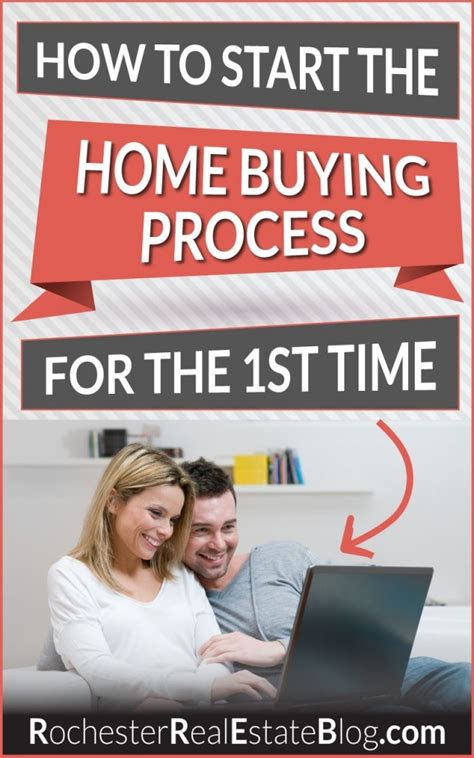 where to start with buying a house how to start the home buying process for the first time