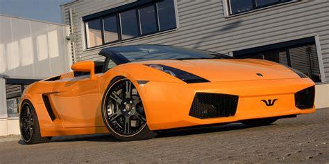 Tuning Lamborghini Tuning Wheels And Exhaust For Lamborghini Gallardo