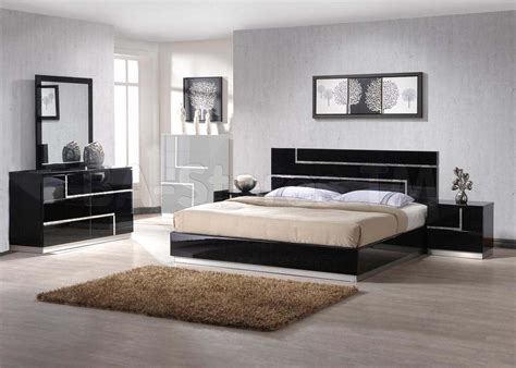 black bedroom furniture sets decorate your bedroom with the stylish black lacquer