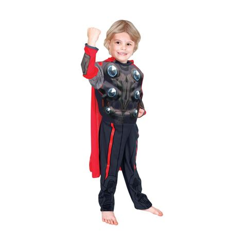 thor toddler boy s costume assemble thor chest costume assemble from a2z uk
