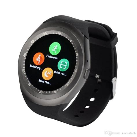Smartwatch Y1 Y1 Bluetooth Smartwatch Touch Screen Support Sim Card With