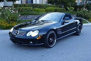 2005 mercedes sl55 amg convertible 177389