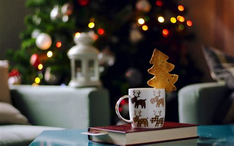 coffee christmas wallpaper cute christmas screensavers wallpaper 1024x768 5242