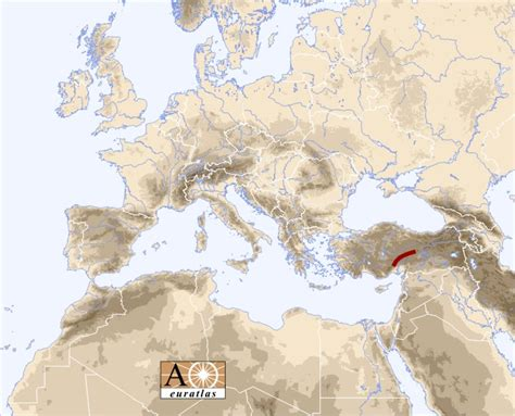 middle east map atlas mountains europe atlas the mountains of europe and mediterranean