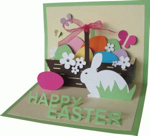 easter pop up cards free templates silhouette design store view design 57277 happy easter