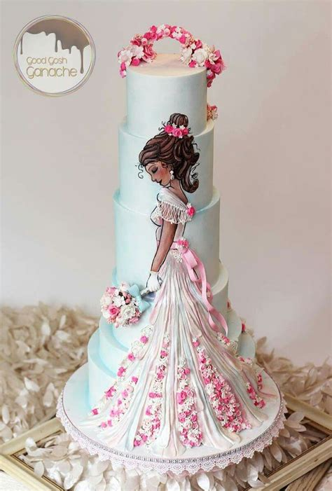 Images Of Beautiful Wedding Cakes by 269 Best Birthday Cakes For My Princess Images On