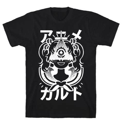 illuminati cult anime illuminati cult t shirt human