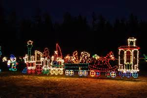 Niles Train Of Lights by Christmas Light Train Every Christmas Employees At The