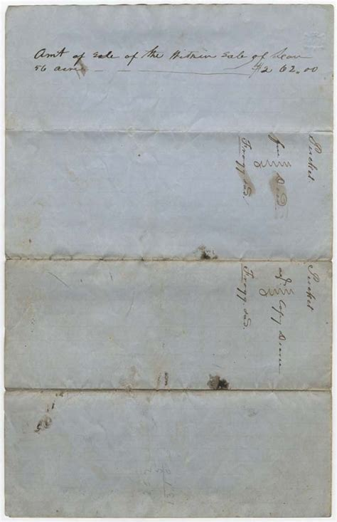 Franklin County Vt Court Records Browsing Civil War Gt Apperson Family Papers Ms74 003
