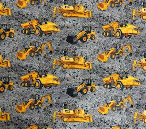 Landscape Fabric Tractor Supply Caterpillar Construction Equipment With Gravel Background