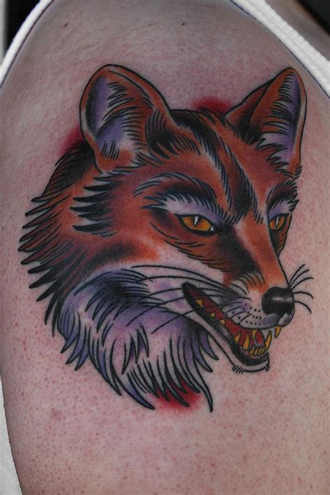 fox tattoo meaning fox tattoos designs ideas and meaning tattoos for you