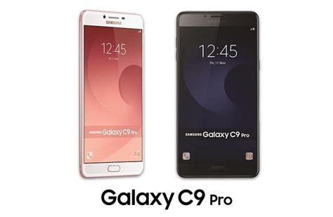 samsung launches galaxy c9 pro with enhanced functions samsung hk en