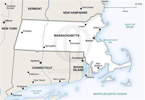 massachusetts political map vector map of massachusetts political one stop map