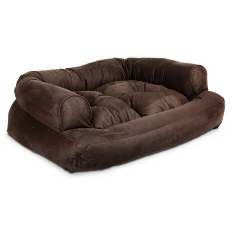 dog bed sofa replacement cover overstuffed luxury dog sofa