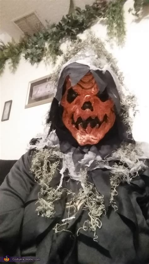 scary jack  lantern costume coolest diy costumes