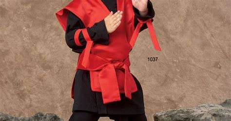 pattern for a ninja costume sew this easy ninja costume for kids with simplicity