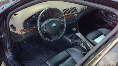 bmw e39 5 series steering wheel replacement