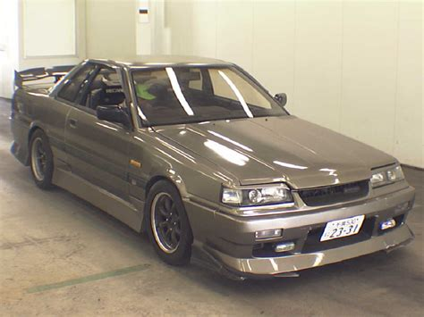 nissan skyline modified 1 of 200 1988 skyline hr31 autech coupe prestige