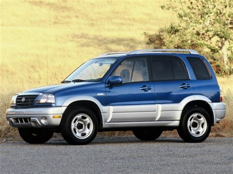 Suzuki 2005 Review 2005 Suzuki Grand Vitara Reviews Specs And Prices Cars